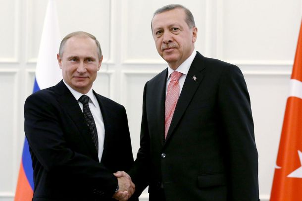 Cumhurbaşkanı Erdoğan Rusya`ya gidiyor