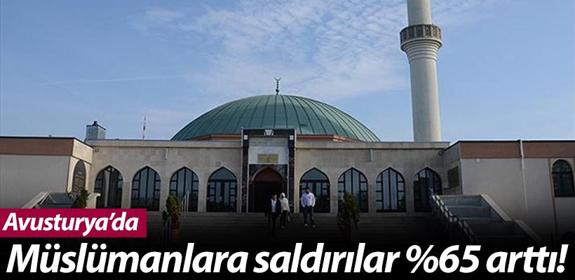 Avusturya`da Müslümanlara yönelik saldırılarda önemli artış