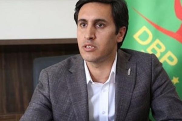 DBP Eş Başkanı için yakalama kararı
