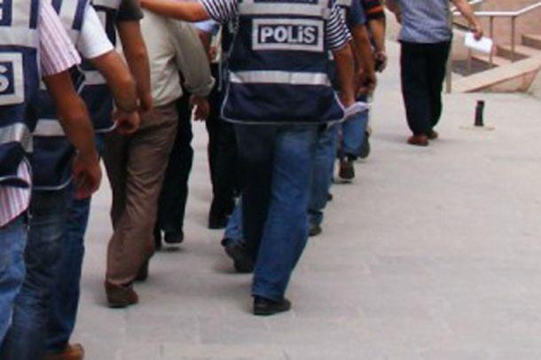 PKK operasyonlarında 16 şüpheli yakalandı