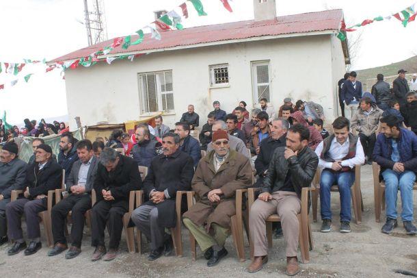 Van`ın köylerinde Kutlu Doğum etkinlikleri devam ediyor