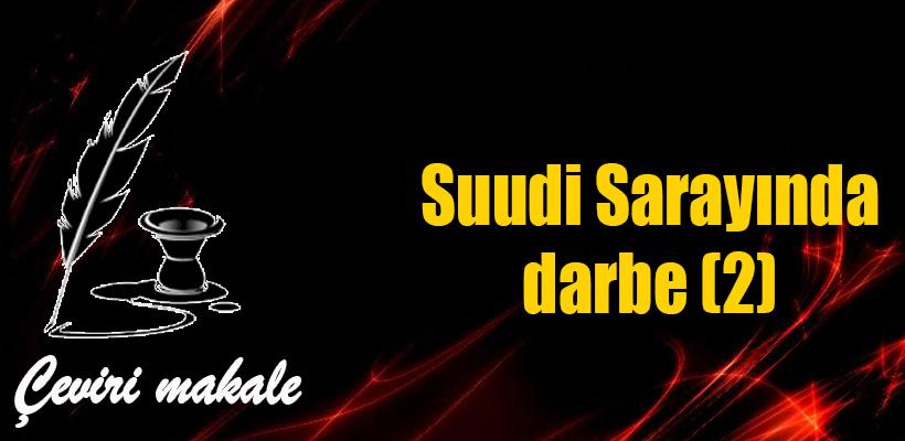 Suudi Sarayında darbe (2)