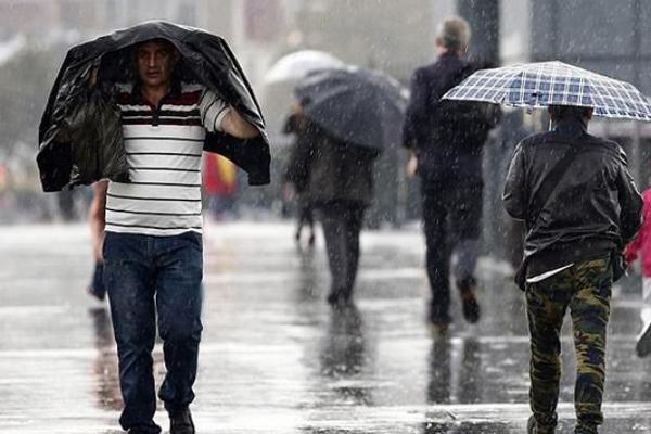 Dikkat! Uyarı geldi, yağmur en çok.