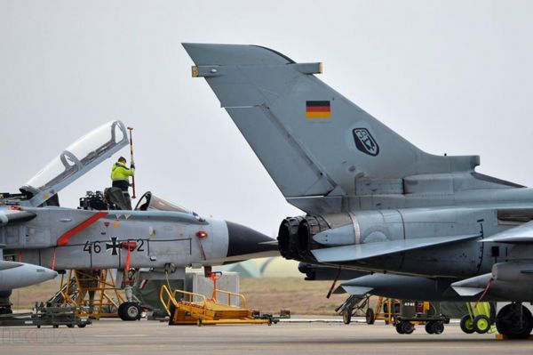 Germany seeks for an alternative base to Incirlik