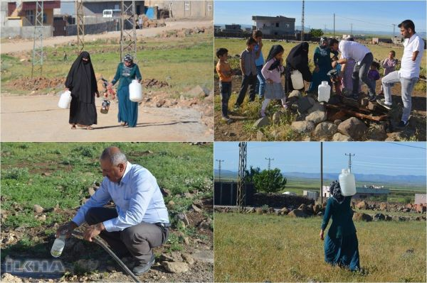 Villagers reacted to Dicle EDAS