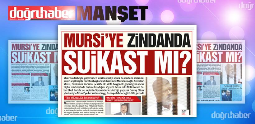 Mursi`ye zindanda suikast mı?