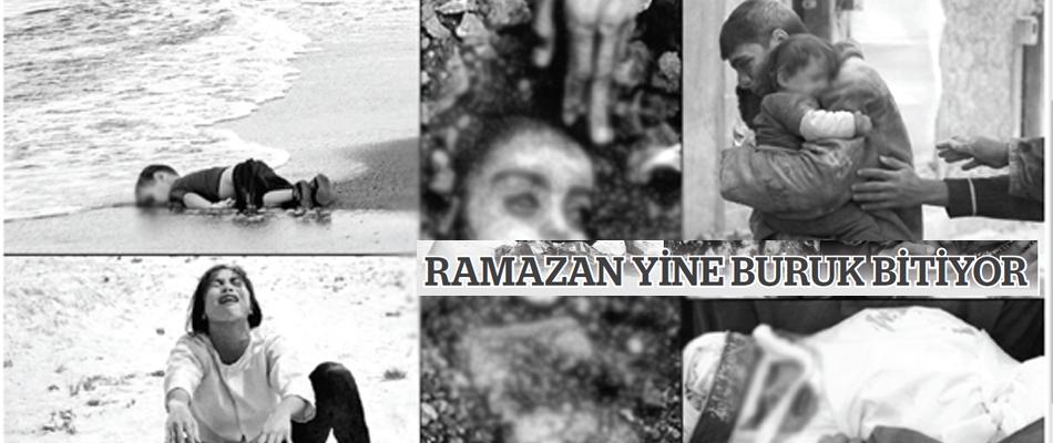 Ramazan yine buruk bitiyor