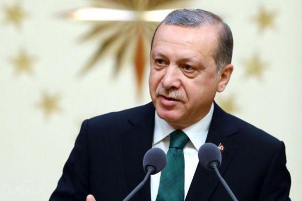 Serokkomar Erdogan diçe Elmanyayê