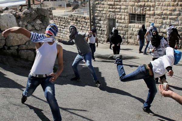 İkinci intifada başlayabilir