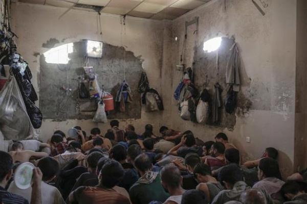 Musul`da insanlık dışı muamele