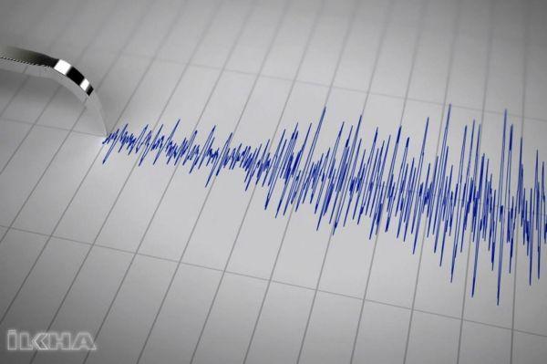 Ege`de 5 büyüklüğünde bir deprem daha