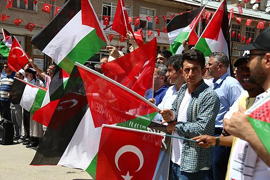 'Siyonist işgalciler er ya da geç yaptıklarının hesabını verecektir'