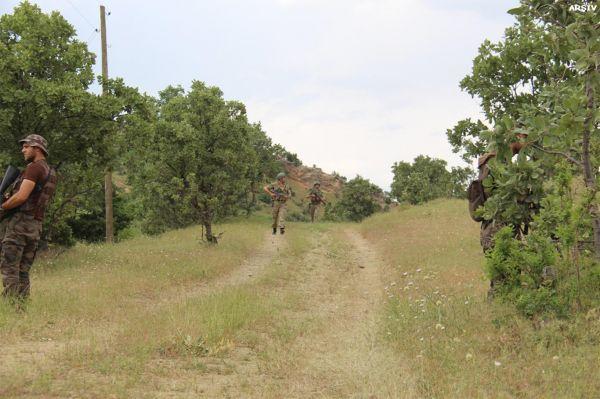 Lice kırsalında sokağa çıkma yasağı