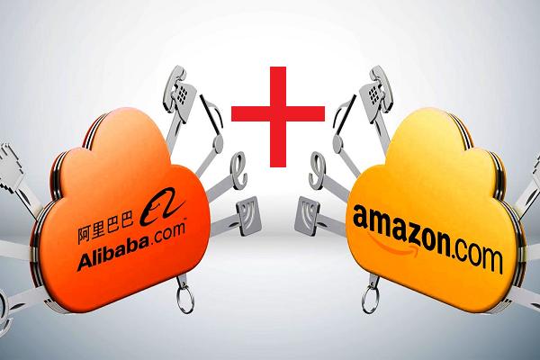 Alibaba + Amazon = 700 milyar dolar!