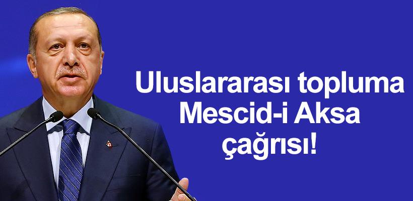 Cumhurbaşkanı Erdoğan: israil`in aşırı güç kullanımını kınıyorum