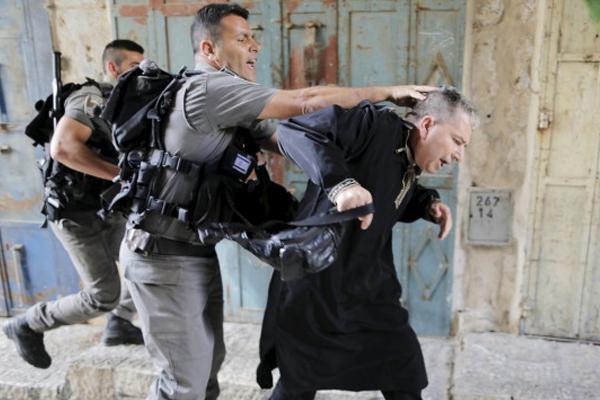 Müslümanların dağınıklığı Siyonistleri cesaretlendiriyor