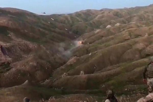Şemdinli'de 5 PKK'lı öldürüldü