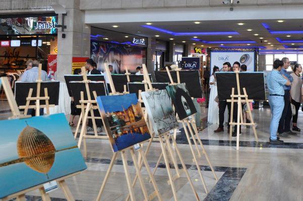 DİKA Mardin'de fotoğraf sergisi açtı