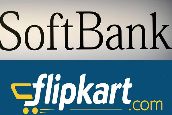 Flipkart artık Softbank'ın