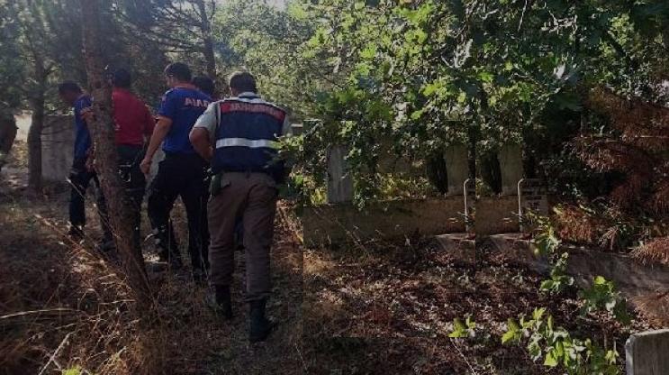 5 gündür kayıptı cesedi bulundu
