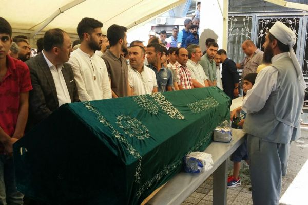 'Hasan Çınar İslam davası için bedel ödemiş bir kardeşimizdi'