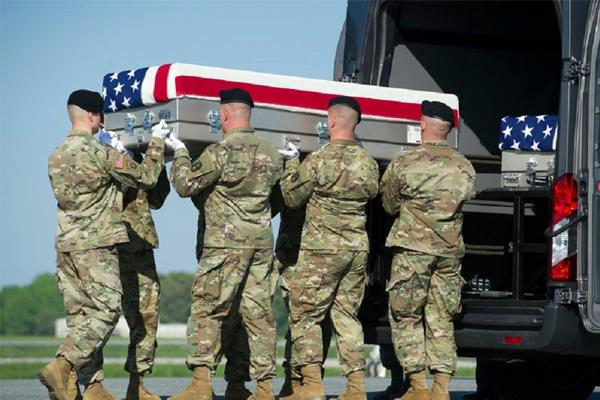 2 ABD askeri öldürüldü, 5 asker de yaralandı