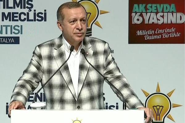 Erdoğan: Kılıçdaroğlu'nun bağlantısı çıkarsa şaşırmayın