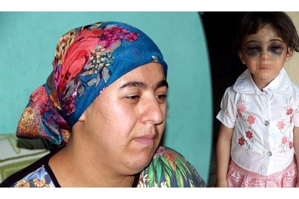 Şiddete maruz kalan çocuğun annesi konuştu