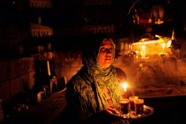Filistin`deki elektrik krizi derinleşiyor