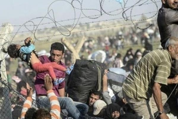 Mülteci alarmı! Askerler engelleyecek