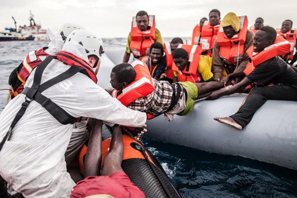 Yemen`de denize atılan sığınmacı sayısı açıklandı