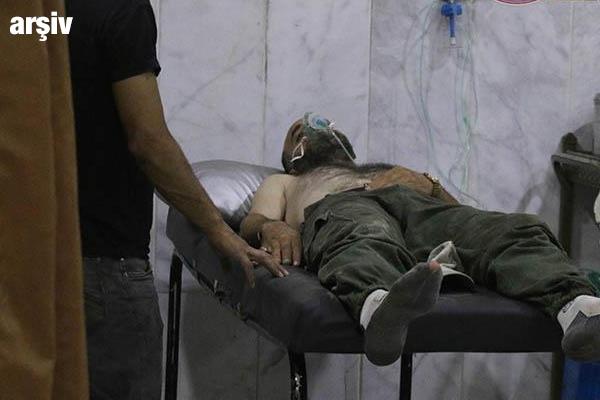 Esed rejimi zehirli gazla saldırı düzenledi iddiası
