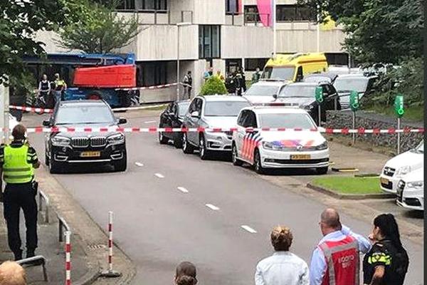 Hollanda`da rehine krizi