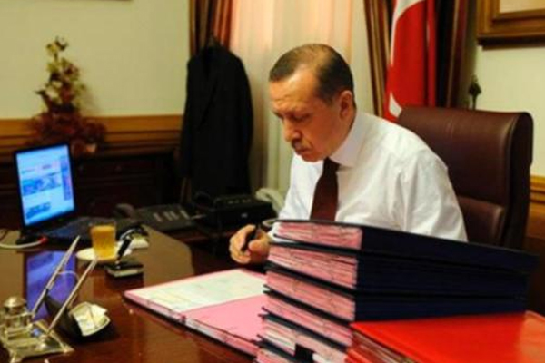 Erdoğan'ın ofisindeki böceklerde flaş gelişme