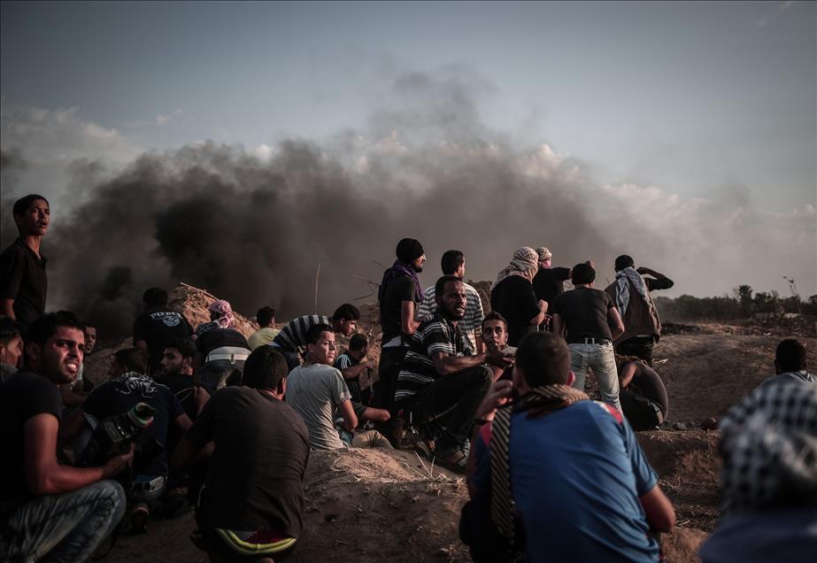 İşgal güçleri 51 Filistinliyi şehit etti