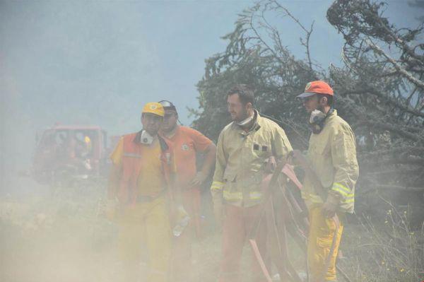 Orman yangınları Kütahya'da kontrol altına alındı Bilecik'te devam ediyor