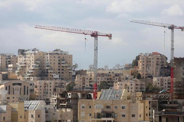 Batı Şeria'ya binlerce yeni yerleşim geliyor