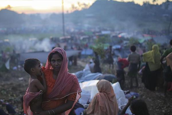 BM'den Arakan'da 'insan taciri' uyarısı