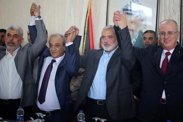 Hamas ile Fetih anlaştı: Basın toplantısı bekleniyor