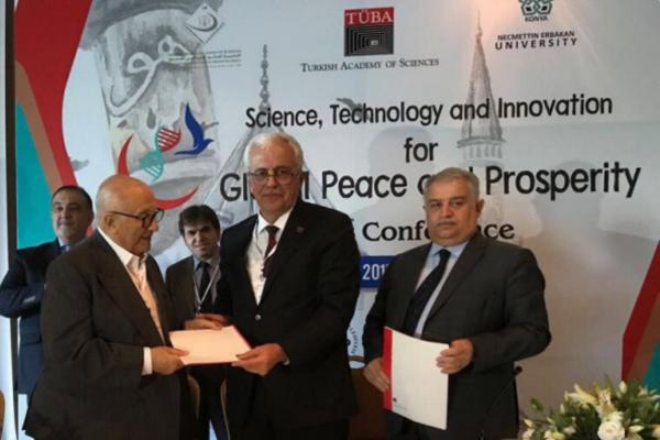 IAS ile bilimsel iş birliği anlaşması