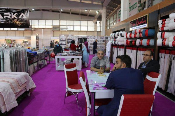 Diyarbakır'da 'EV'leniyoruz' fuarı açıldı
