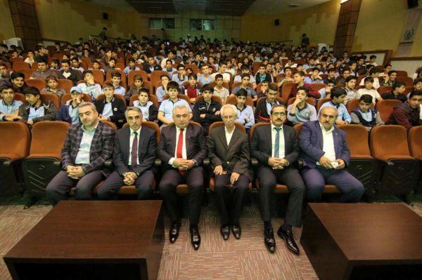 Diyarbakır'da İmam Hatiplerin Kuruluş Yıl dönümü etkinliği düzenlendi