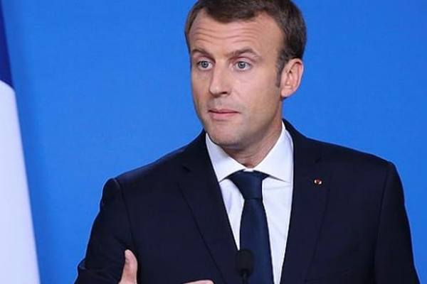 Macron'dan tarihi geri adım: Hazırım!