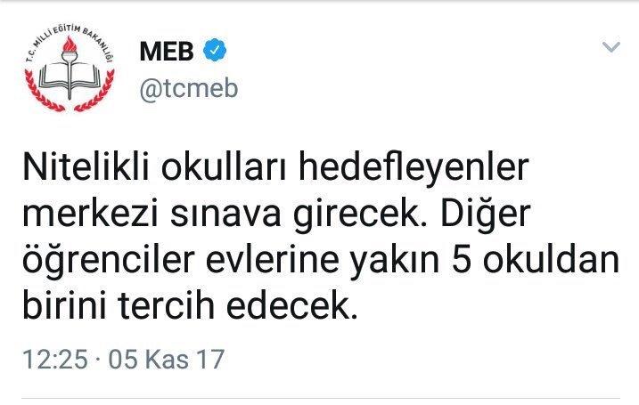 MEB Bakanı Selçuk: 3 yıllık bir program açıklayacağız