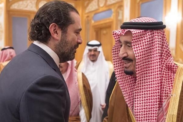 Hariri Lübnan'a dönüş yolunda 'ZORLA TUTULMUYORUM'