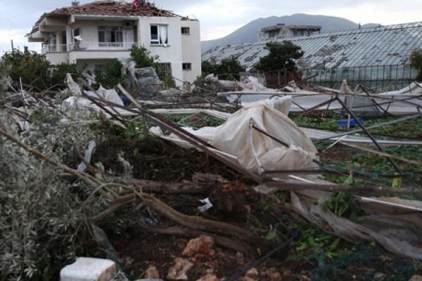 Fakıbaba'dan Antalya'da zarar görenler için gereken yapılacak