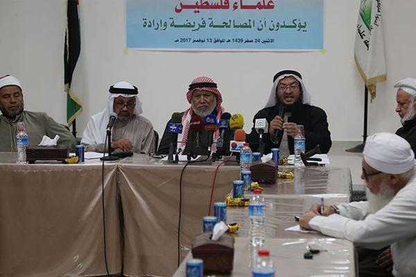 Filistinli Alimler ortaklık esasına dayalı uzlaşıyı destekliyor