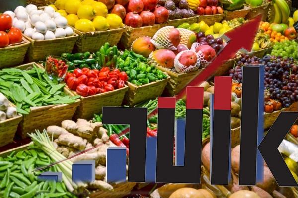 Ekim ayında tarım ürünleri pahalandı!