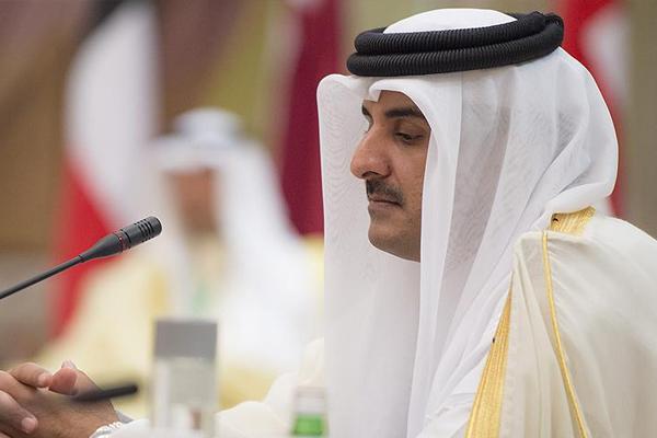Emir Al Sani: Katar'a abluka uygulayan ülkeler çözüm istemiyor