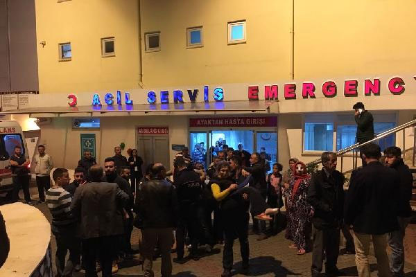 Antalya'yı hortum vurdu: 18 yaralı
